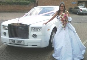 Phantom Car Hire, Bride, Venue